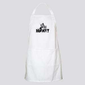 Hockey Player Apron